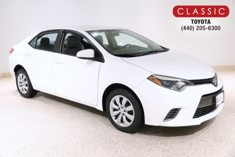 Certified Pre-Owned 2016 Toyota Corolla LE FWD Sedan