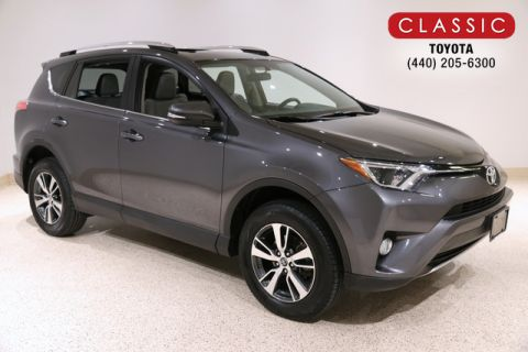 Certified Pre-Owned 2016 Toyota RAV4 XLE AWD SUV