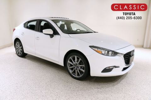 Pre-Owned 2018 Mazda3 Touring FWD Sedan