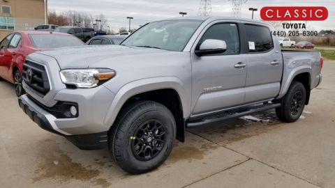 New 2020 Toyota Tacoma SR5 Double Cab 5' Bed V6 AT (Natl) 4WD