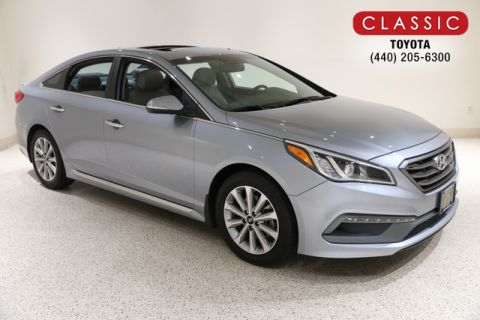 Pre-Owned 2017 Hyundai Sonata Limited FWD Sedan