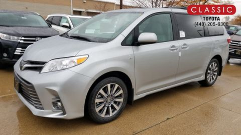 New 2020 Toyota Sienna XLE PREMIUM AWD Regular