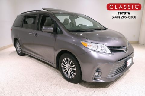 Certified Pre-Owned 2019 Toyota Sienna XLE 8 Passenger FWD Regular