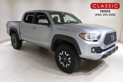 Certified Pre-Owned 2019 Toyota Tacoma TRD Off Road 4WD Double Cab