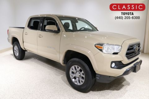 Certified Pre-Owned 2019 Toyota Tacoma SR5 V6 4WD Double Cab
