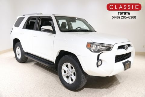 Certified Pre-Owned 2016 Toyota 4Runner SR5 Premium 4WD SUV